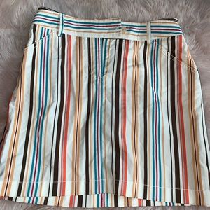 Missoni Italy Vintage striped skirt